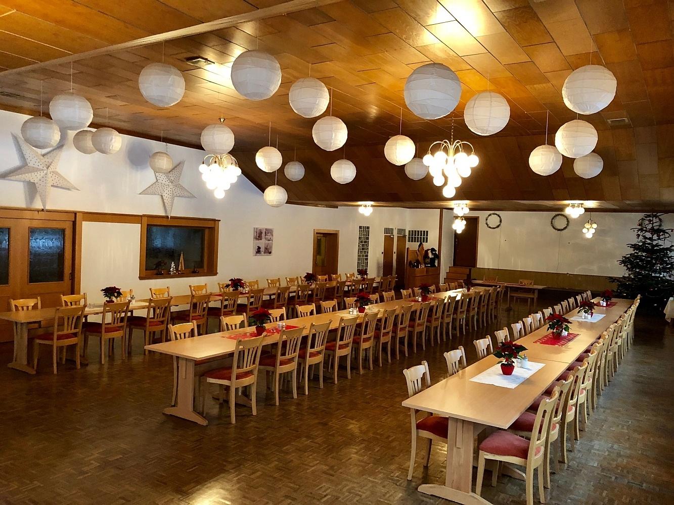 Grosser Festsaal